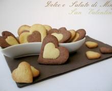 Biscotti cuore bigusto