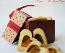 Biscotti con vetrino