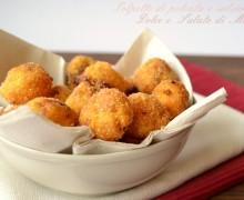 Polpette di polenta e salsiccia