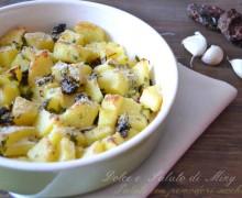 Patate con pomodori secchi