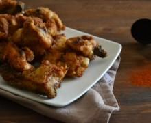 Pollo alla paprika piccante