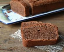 Plumcake fecola e cioccolato