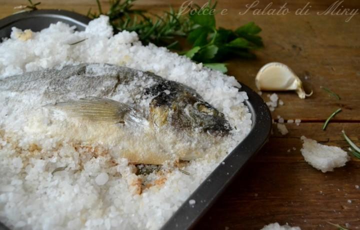 Orata al sale