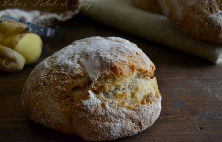 Pane con patate