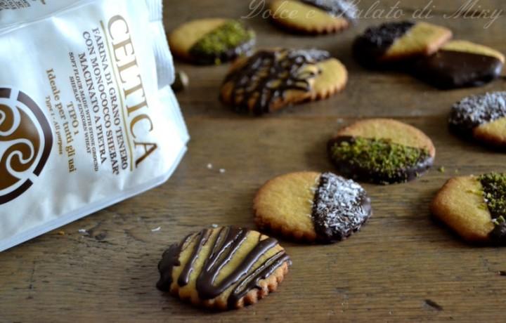 Biscotti con farina monococco