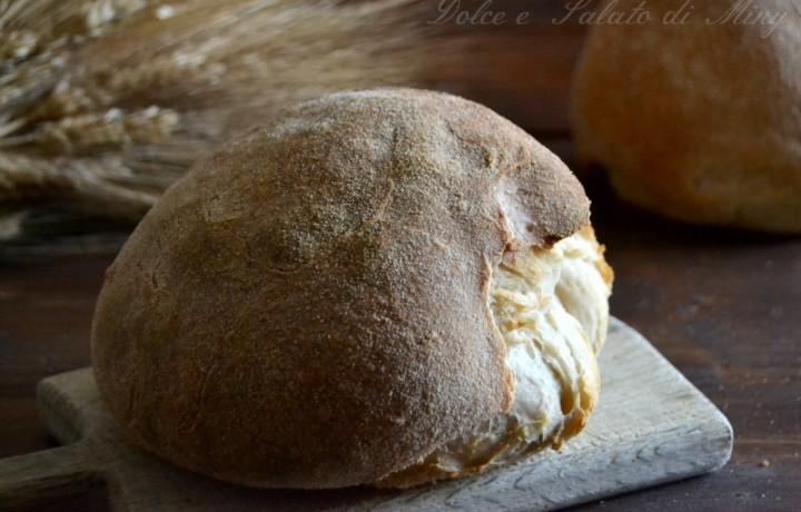 Pane di semola a lievitazione lenta