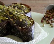 Colomba cioccolato e pistacchi