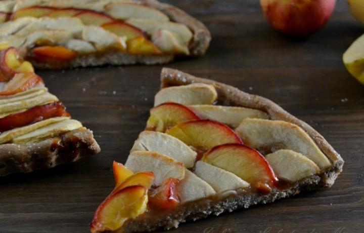 Crostata integrale alla frutta