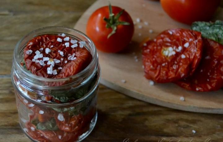 Pomodori secchi, tamata siccada