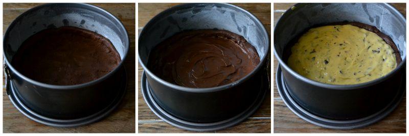ricetta torta farcita bicolore| Dolce e Salato di Miky