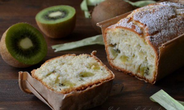 Plumcake al kiwi