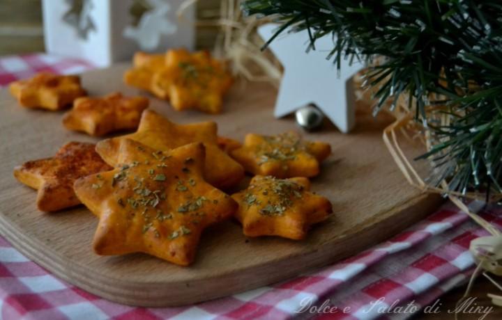 Stelle di Natale saporite
