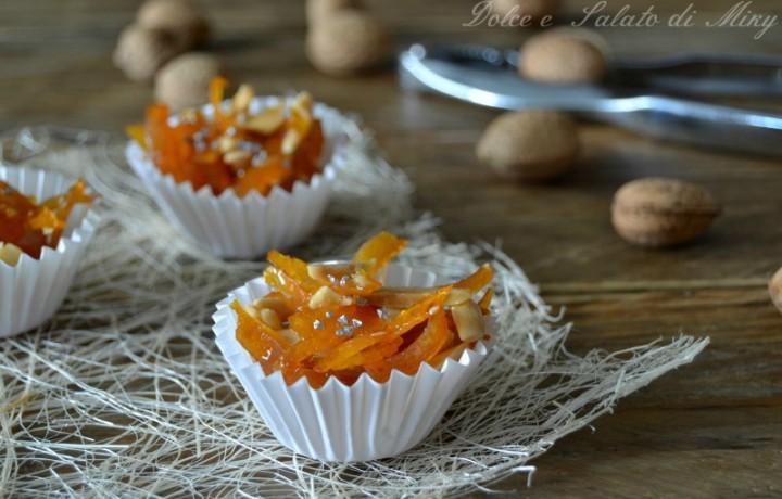Aranzada, dolce tipico sardo
