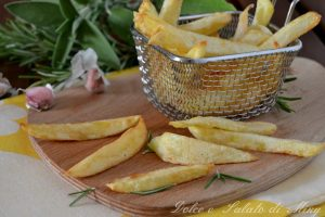 Patatine fritte agli aromi