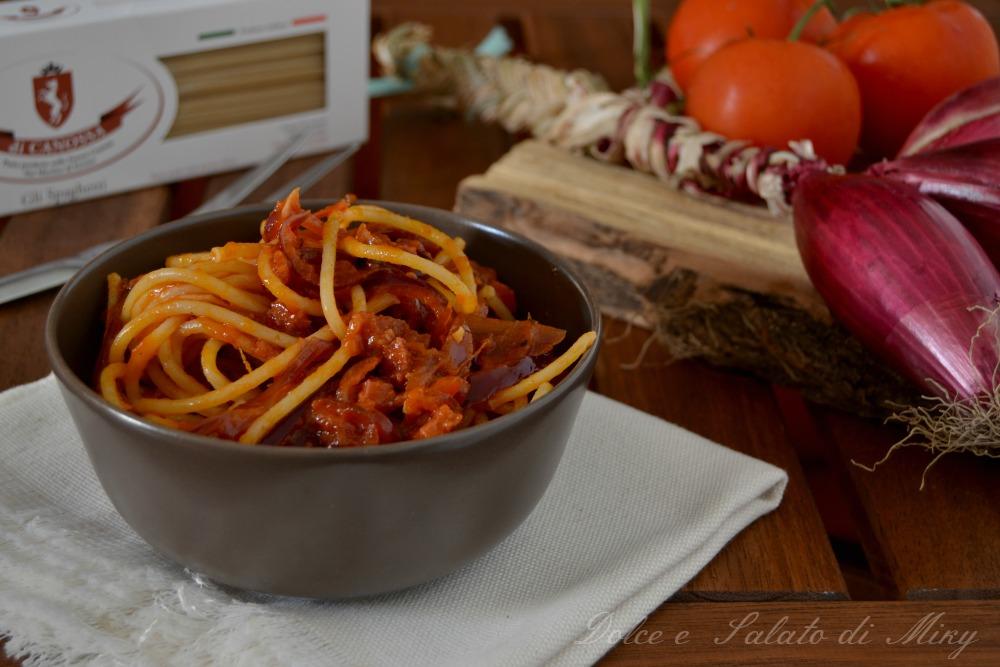 Spaghetti alla calabrese