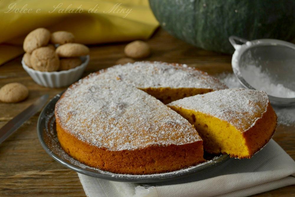 Ricetta torta di zucca facile