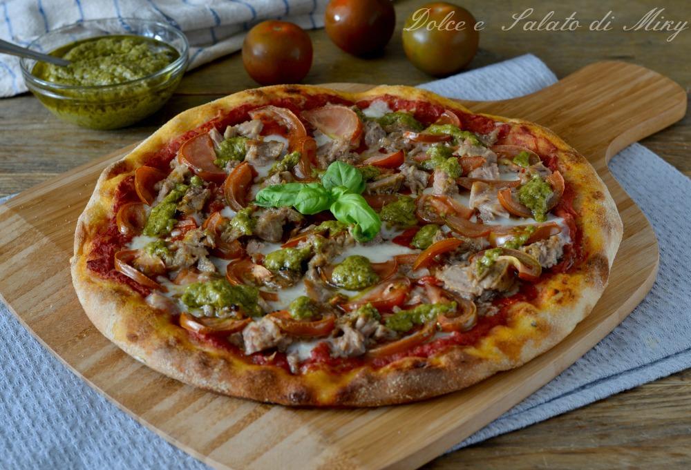 Pizza alla Carlofortina