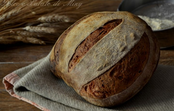 Pane con farina di tipo 2
