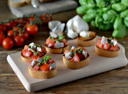 Crostini alla carlofortina