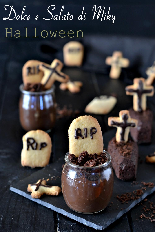Cimitero al Cioccolato per Halloween