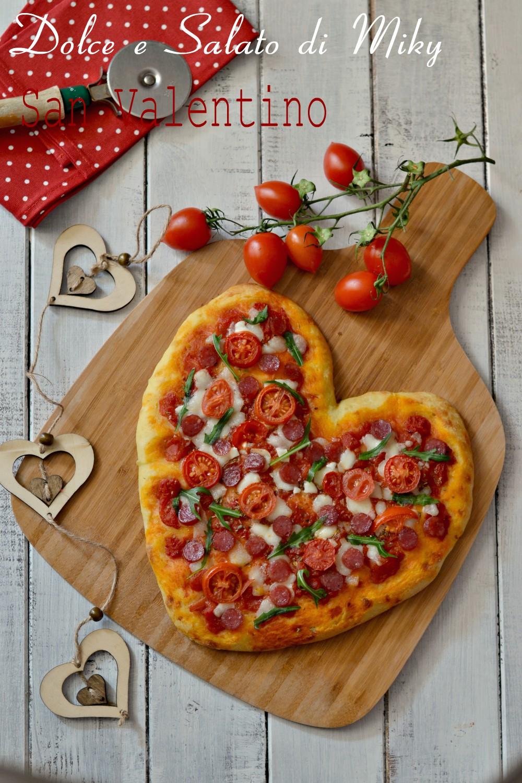 Pizza per San Valentino