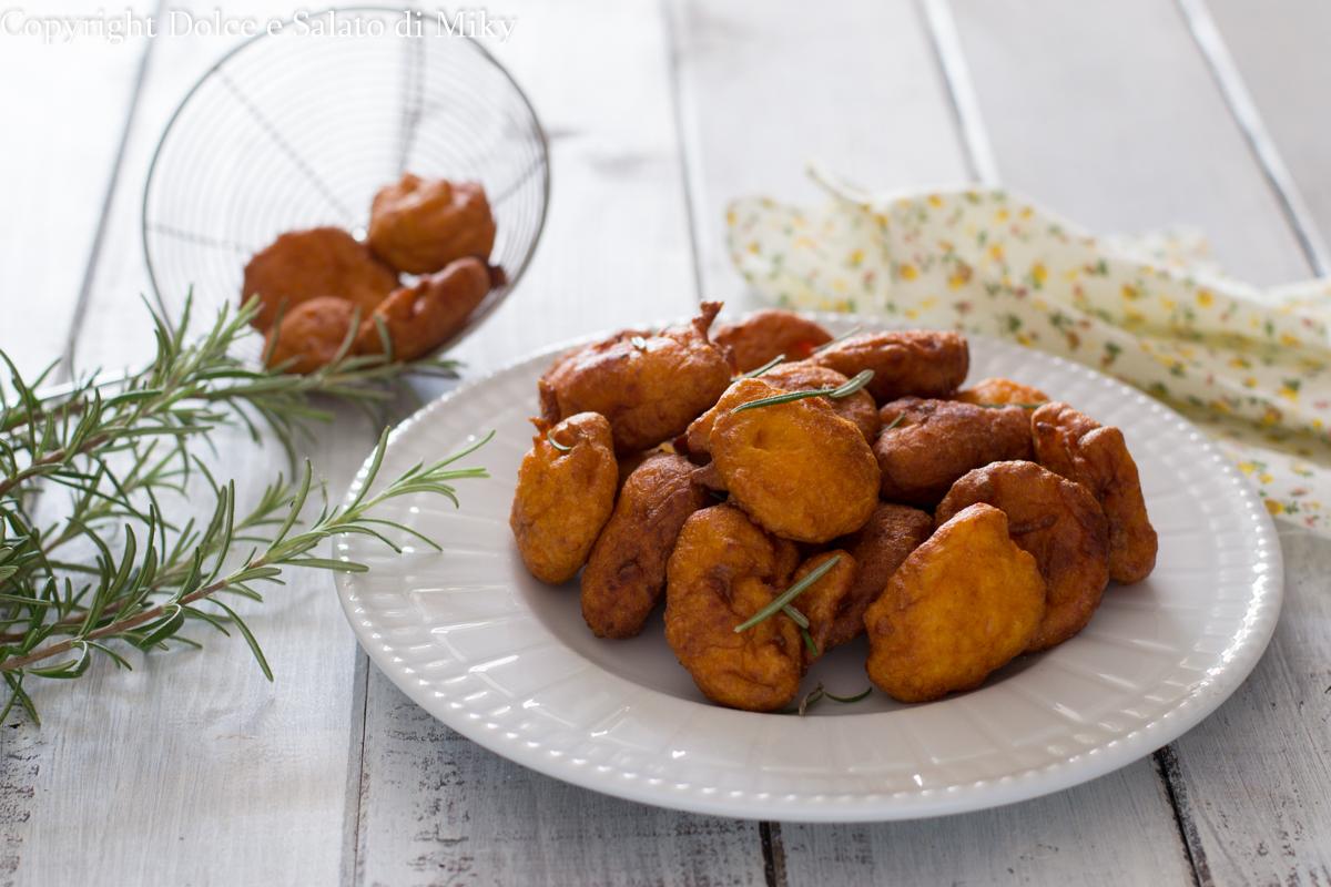 Frittelle di Zucca