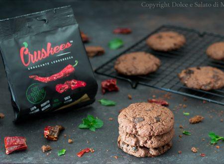 Cookies con peperoni cruschi