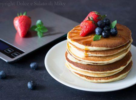 Pancake al budino