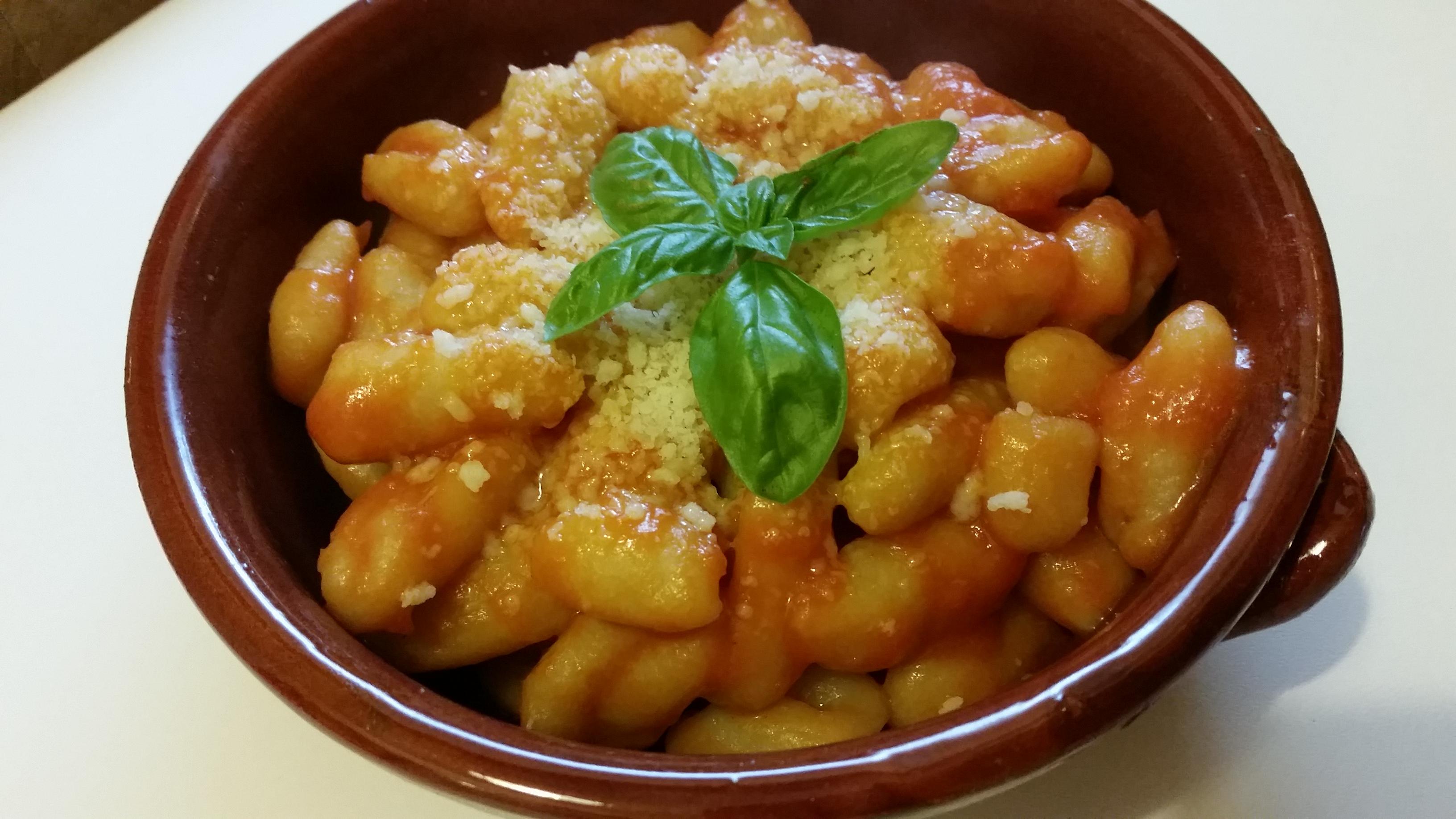 Gnocchi della zia al tegamino (ricetta senza patate)