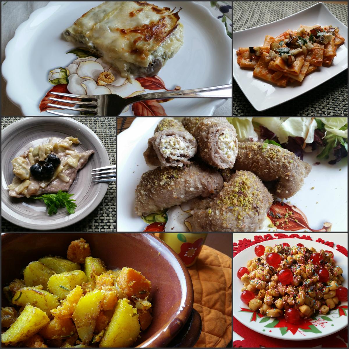 Raccolta di ricette per il pranzo di Natale