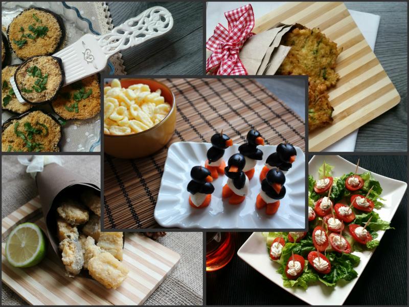 Sfizi di Capodanno raccolta ricette per buffet