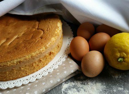 Pan di Spagna ricetta della nonna