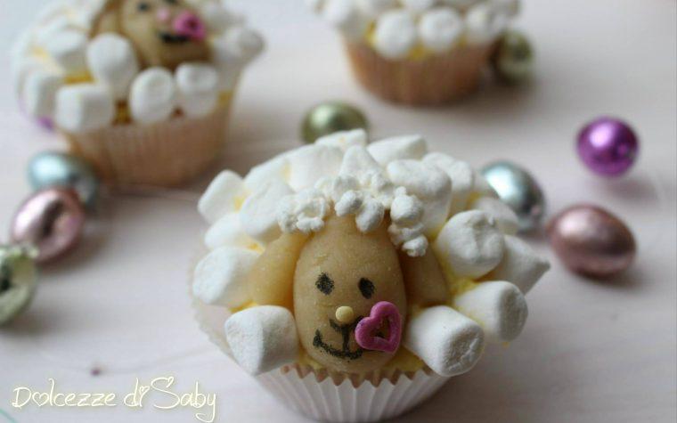 Cupcakes pecorelle