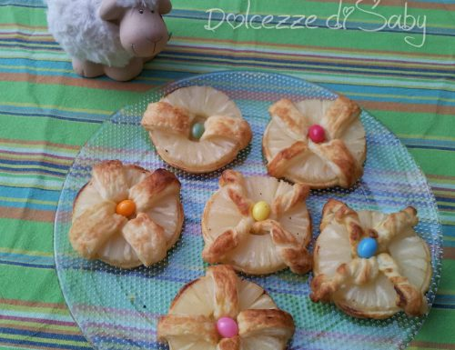 Dolcetti d'ananas