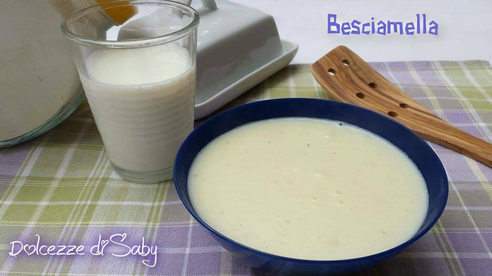 BEsciamella (ricetta veloce)