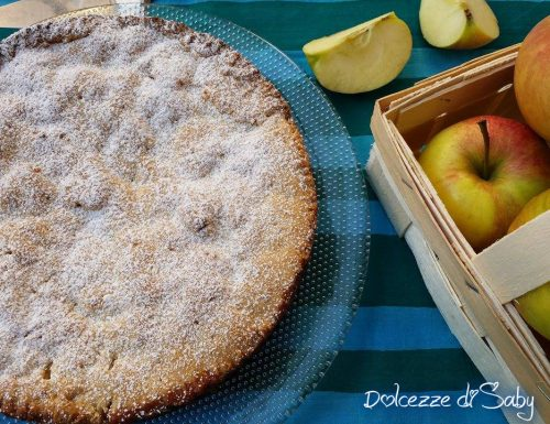 Torta di mele coperta (apple pie)