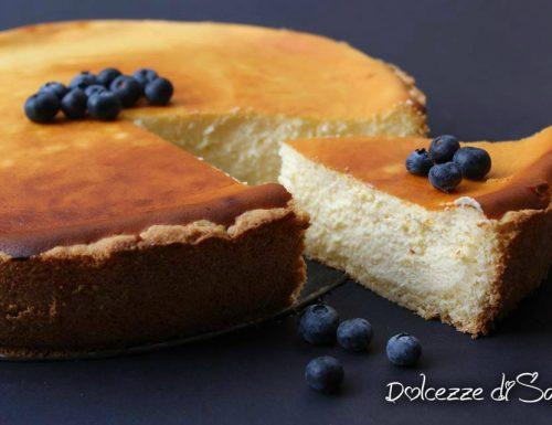Cheesecake tedesca o Käsekuchen