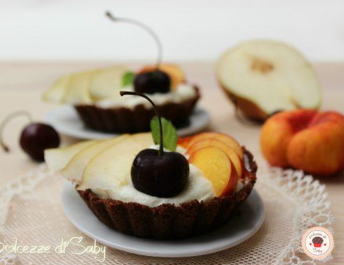Tartine alla frutta (senza cottura)