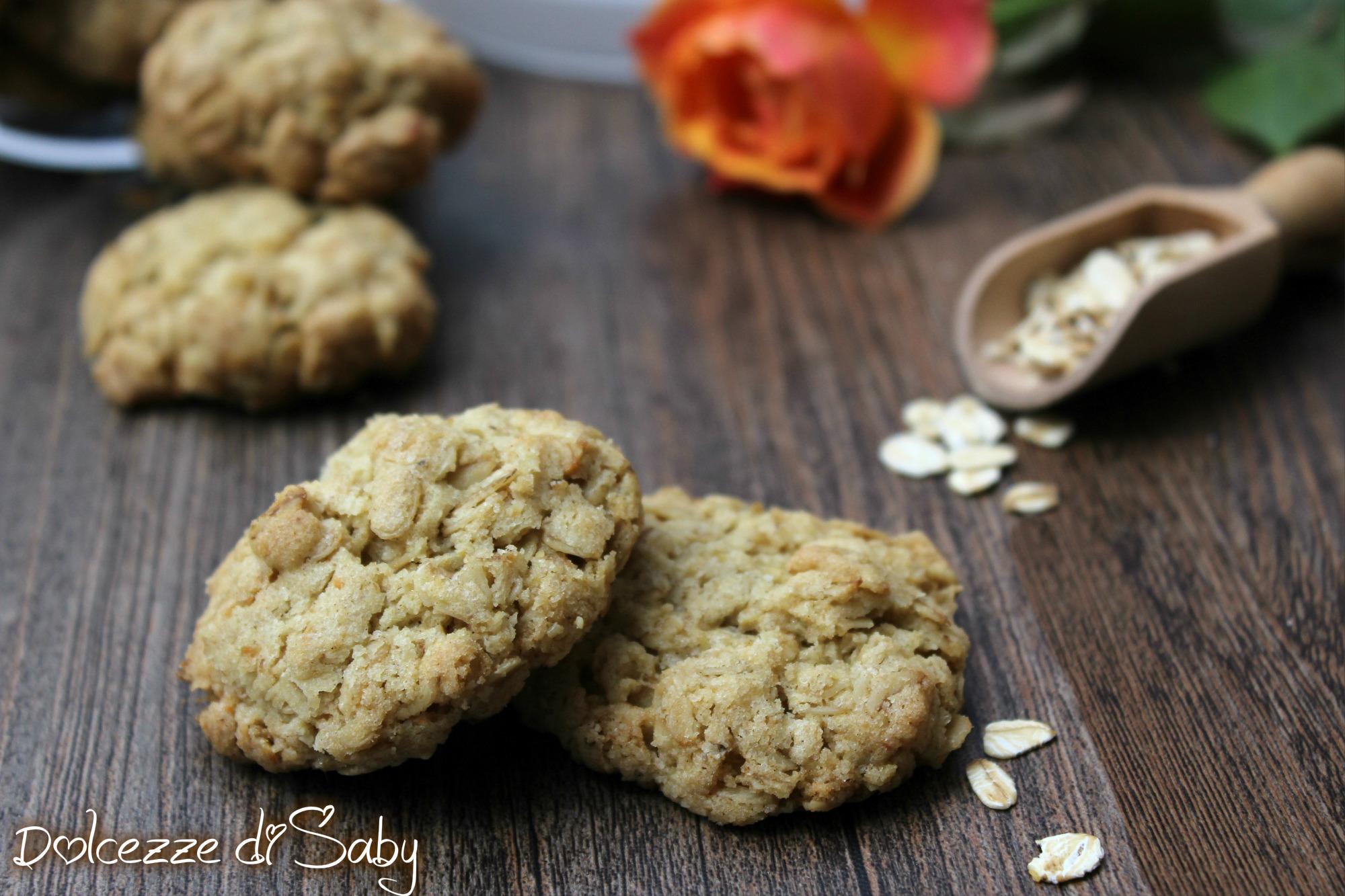 Top Biscotti svedesi ai fiocchi d'avena (+versione vegana) CK79