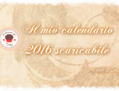 Calendario 2016 (pdf scaricabile)