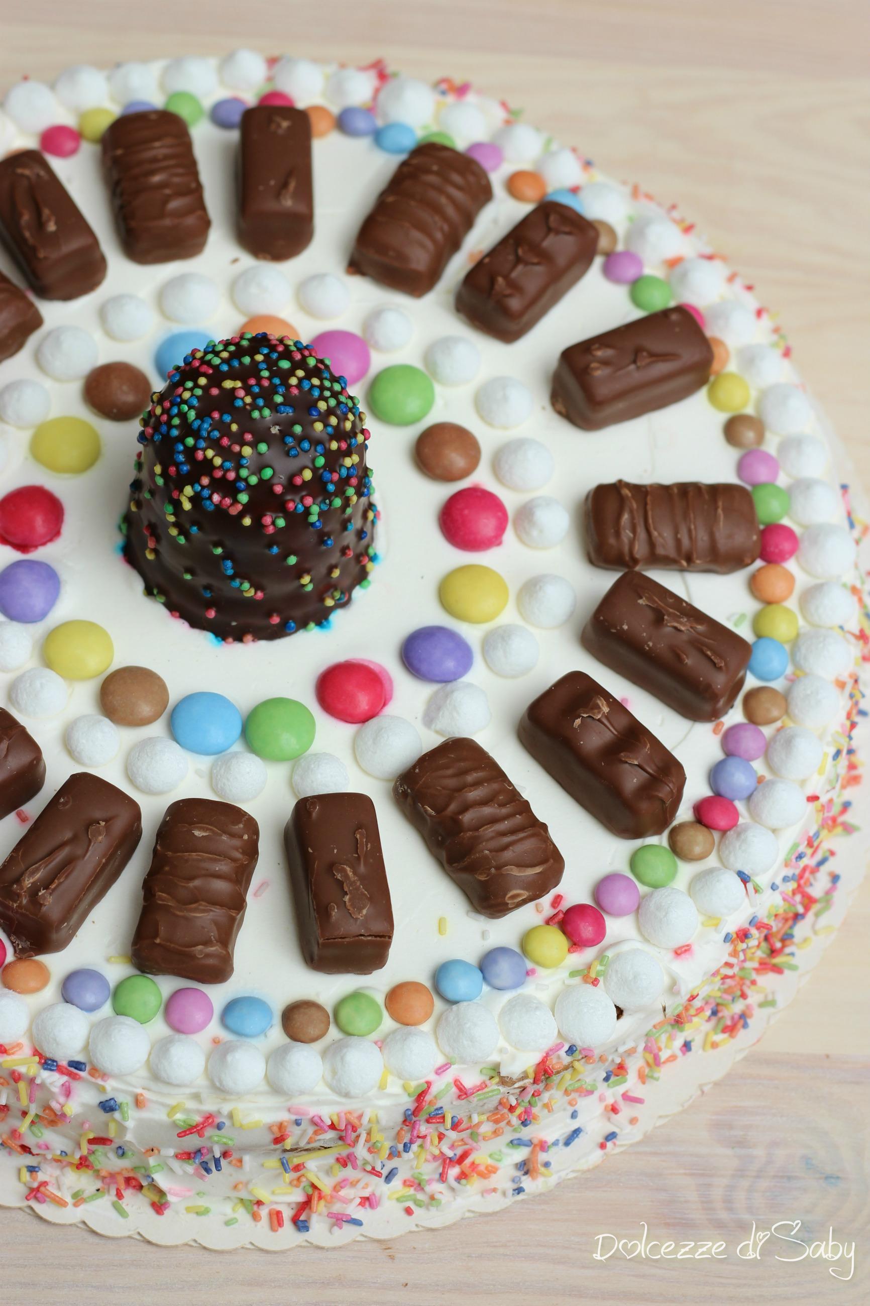 torta biscotti