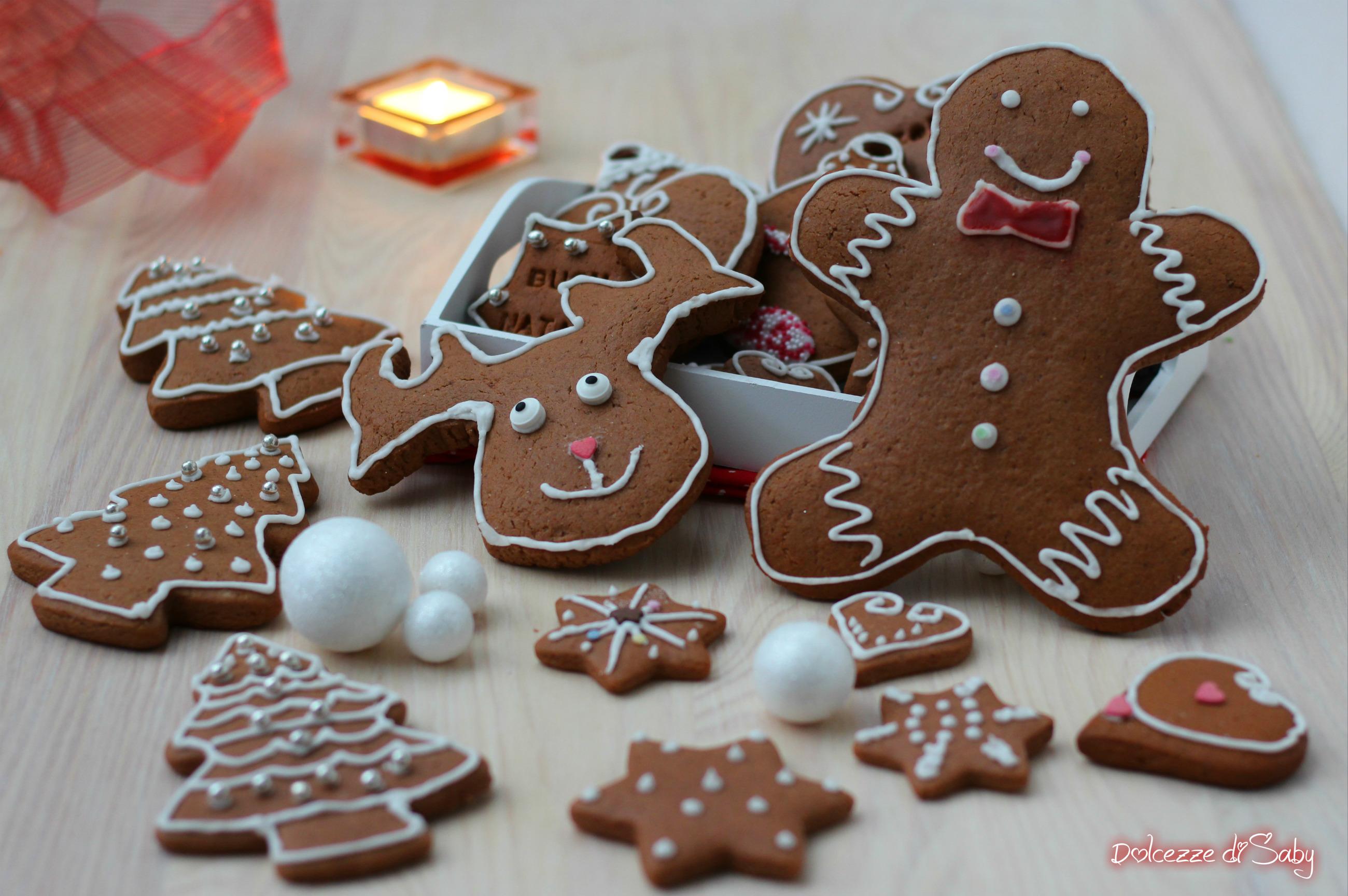 Biscotti Di Natale Tedeschi Ricetta.Biscotti Di Pan Di Zenzero Lebkuchen O Gingerbread Ricetta Tedesca