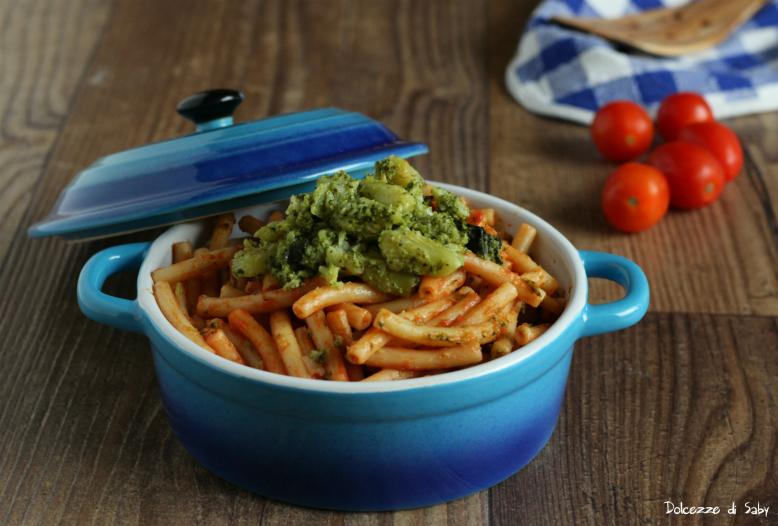 Pasta con broccoletti siciliani (ricetta tradizionale)