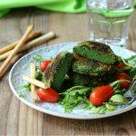 Hamburger di spinaci e ricotta
