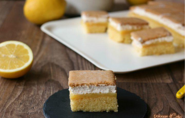 Torta di biscotti al limone (Butterkekskuchen)