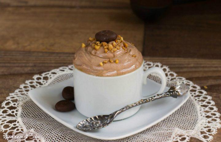 Crema al Caffé e Cacao Veloce e Senza Cottura