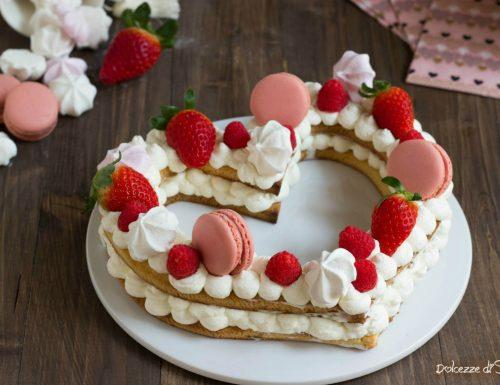 Cream Tart Cuore