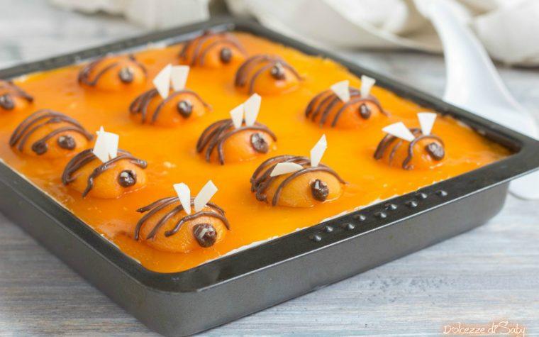 Torta delle api (o torta di albicocche)