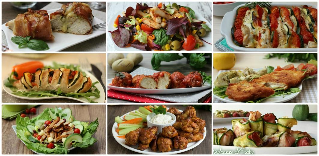 Ricette con pollo (una ricca raccolta per tutti i gusti)