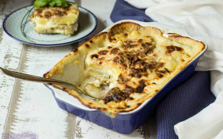Pasticcio di patate ai formaggi